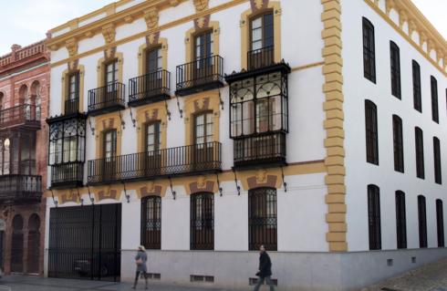 Edificio Manuel Melgar