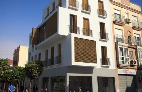 Edificio Quiroga