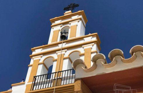 Inaugurada oficialmente la nueva Casa de la Hermandad de Puente Genil en el Rocío