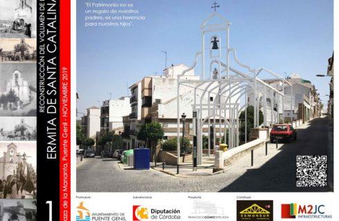 Presentado el proyecto de la recuperación del volumen de Santa Catalina