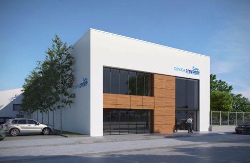 La nueva sede de la Clínica Creysade ya tiene Licencia de Uso y Ocupación