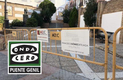 LA PLAZA DE LA MANANTA ACOGERÁ UNA RECONSTRUCCIÓN DE LA DESAPARECIDA ERMITA DE SANTA CATALINA