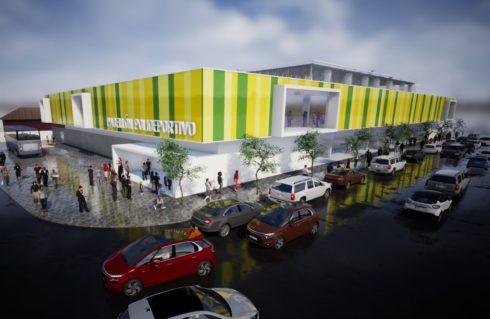 Pabellón Polideportivo Multiusos