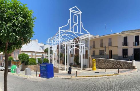 Volumen Ermita de Santa Catalina