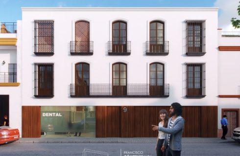 Nuevo proyecto | Edificio Priora