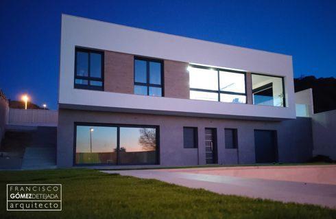 Nuevo proyecto finalizado. Casa SL5.