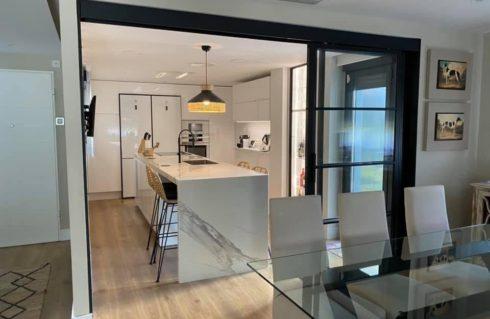Diseño interior vivienda El Brillante